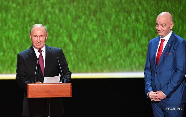 Путин заявил, что ЧМ позволил разрушить мифы вокруг России
