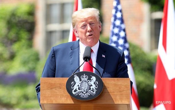 Трамп: Было бы хорошо наладить отношения с Россией