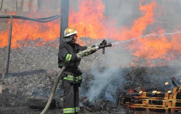 В Україні попереджають про високу пожежонебезпеку