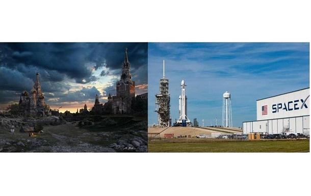 Кожному своє: Росія кличе в рабство. Америка – на Місяць і Марс – Anti-colorados