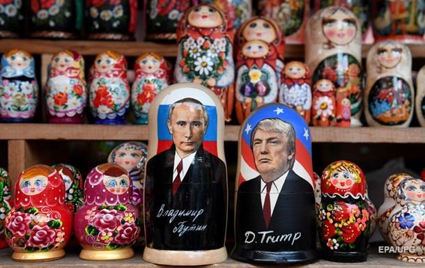 Трамп зіграв у гольф перед зустріччю з Путіним