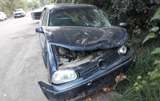 На Закарпатті у п яному ДТП постраждали шестеро людей