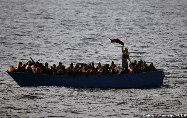 Німеччина прийме 50 біженців, врятованих у Середземному морі