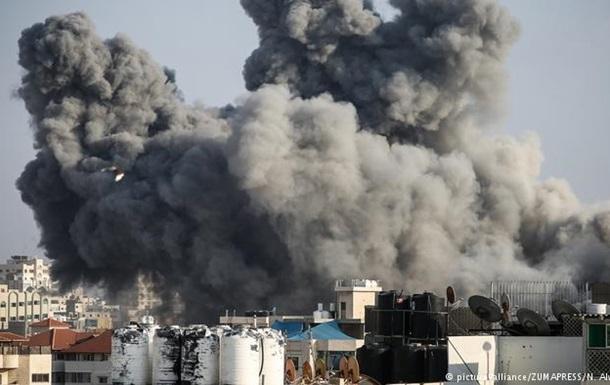 Ізраїль заявив про нові атаки палестинських угруповань