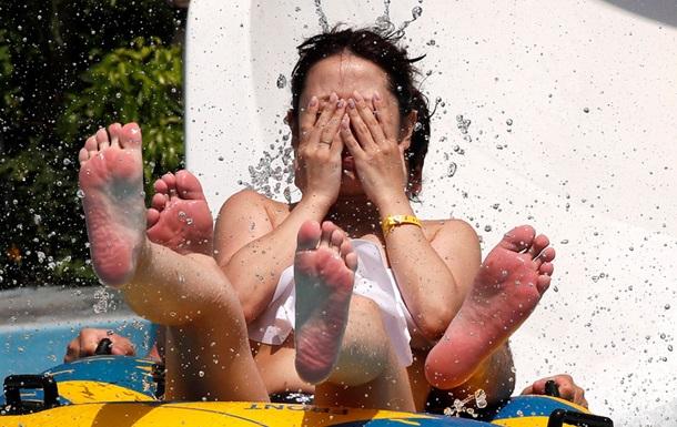 Жертвами жары в Японии за выходные стали восемь человек