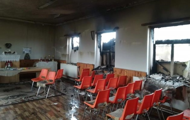На Закарпатті згорів дитячий будинок у селищі ромів