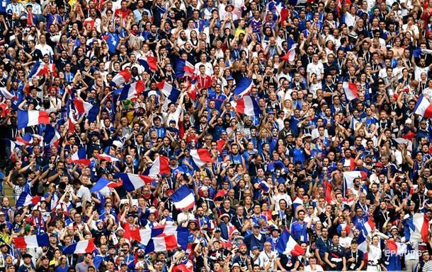 ЧС-2018 з футболу виграла Франція