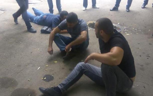 В Одесі затримали етнічне злочинне угруповання