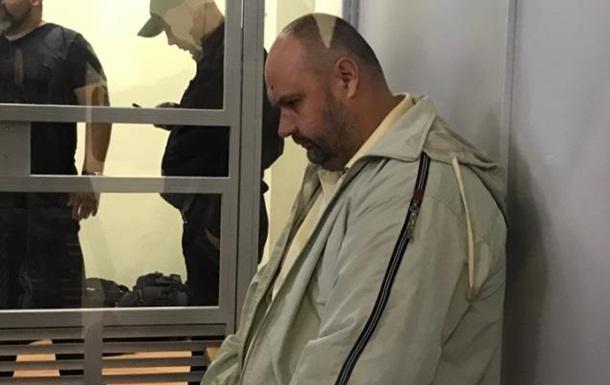 На Закарпатті заарештували чиновника, який п яним скоїв ДТП