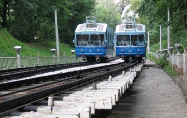 Київський фунікулер зупиняють на ремонт