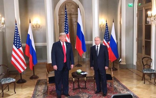 Зустріч Трампа і Путіна почалася із запізненням