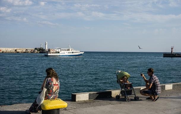 Booking закрив можливість бронювання в Криму
