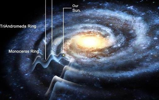 Астрономы впервые  сфотографировали  центр Млечного пути