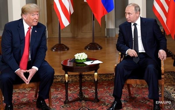 Трамп назвав зустріч з Путіним  хорошим стартом