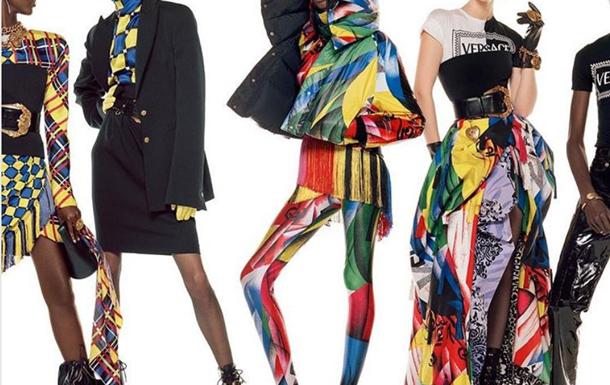 Versace зняли 54 моделі на одному знімку