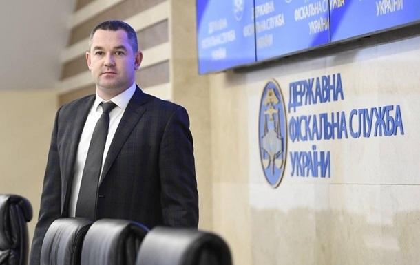 ГПУ відкрила справу на главу Фіскальної служби