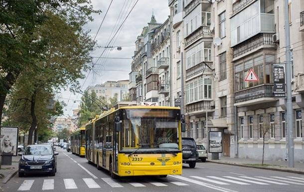 Вслед за метро дорожает проезд в маршрутках Киева