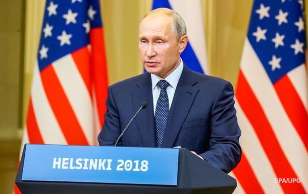 Путин готов сохранить транзит газа через Украину
