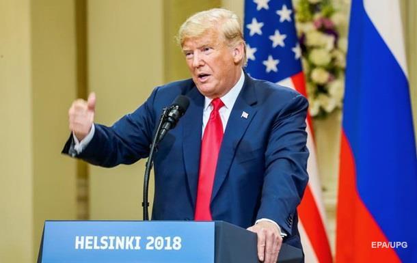 Трамп: Відносини з РФ змінилися за чотири години
