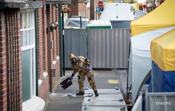 СМИ: Новичок в Эймсбери нашли во флаконе из-под духов