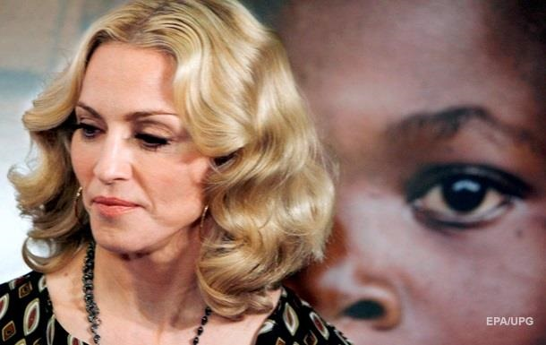 Мадонна показала фото зі своїми дітьми