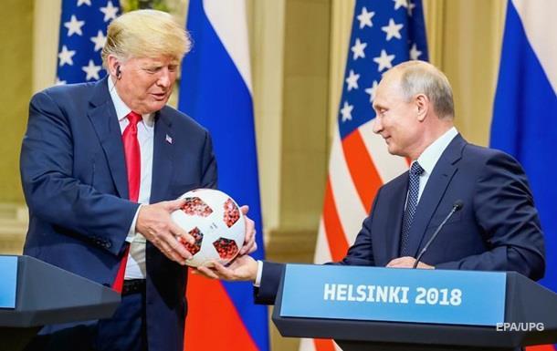 Шокирующий Трамп. Пресса о встрече с Путиным