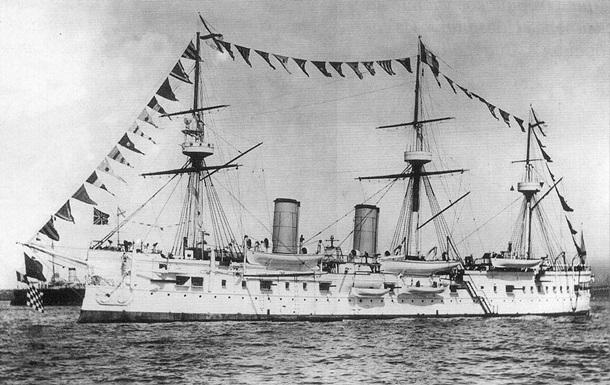 Корейцы нашли затонувший в 1905 году крейсер Дмитрий Донской
