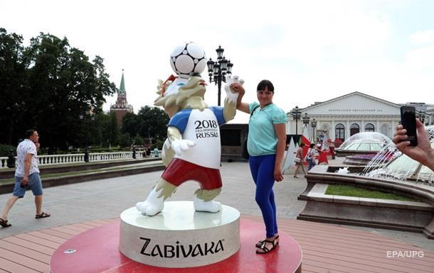 У Петербурзі викрали другу фігуру талісмана Чемпіонату світу