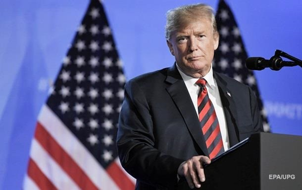 Санкции против России останутся в силе – Трамп