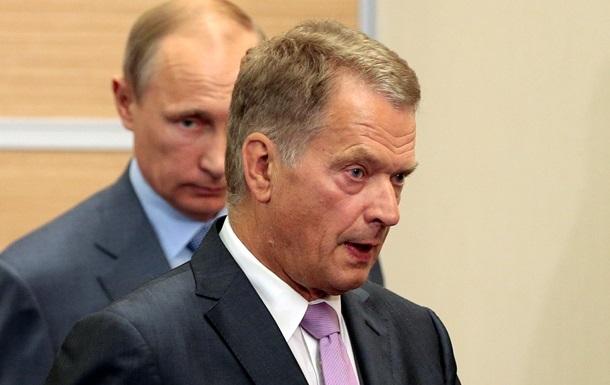 Президента Фінляндії прооперували після зустрічі Трампа й Путіна