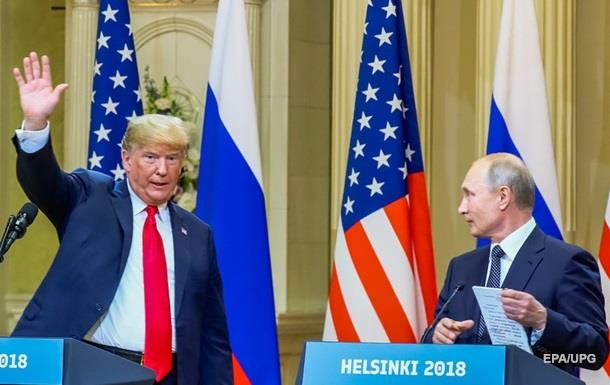 Трамп: Я говорив із Путіним  з позиції величезної сили