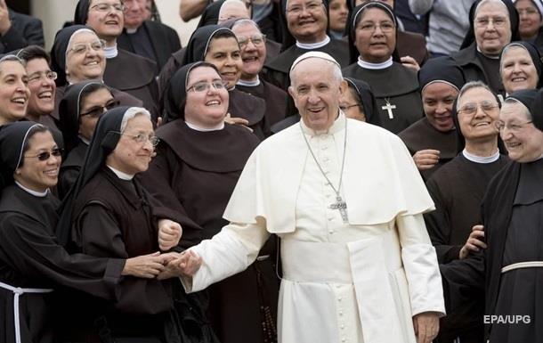 Ватикан разрешил терять девственность  невестам Христа
