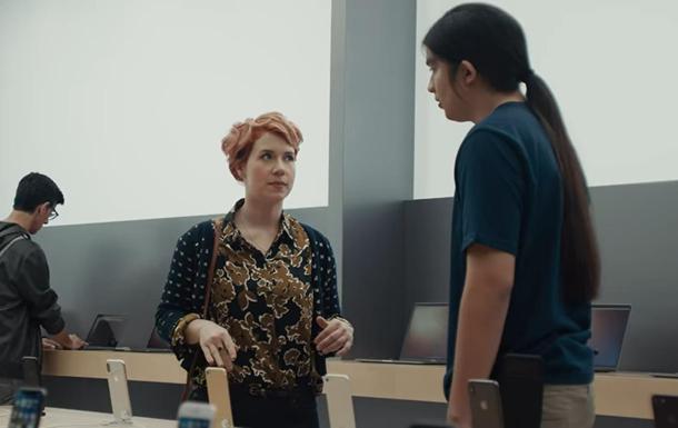 Samsung в новой рекламе высмеяла iPhone X