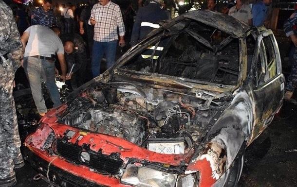 В Ираке произошла серия взрывов