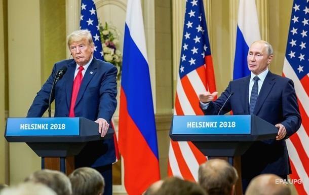 Держдеп США дав підсумки зустрічі Трампа і Путіна