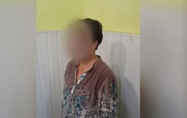 Контррозвідка затримала колишню  ополченку  ДНР