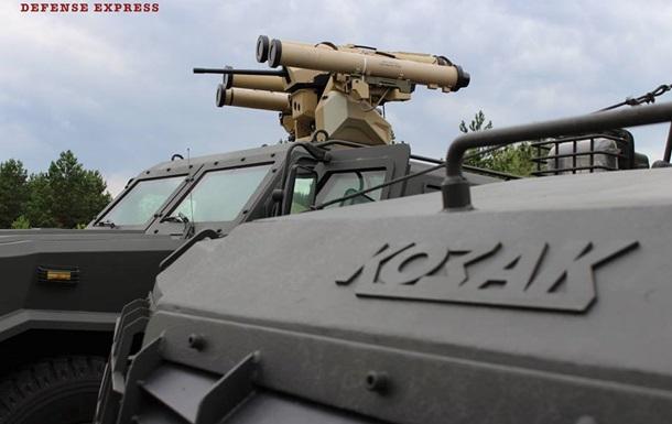 Під Черніговом випробували новий бойовий модуль