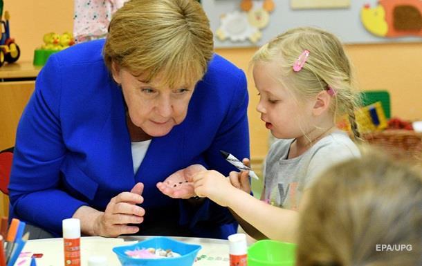 Фото Ангелы Меркель повеселило пользователей Сети