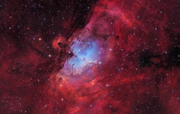 Выбраны самые зрелищные космические фото