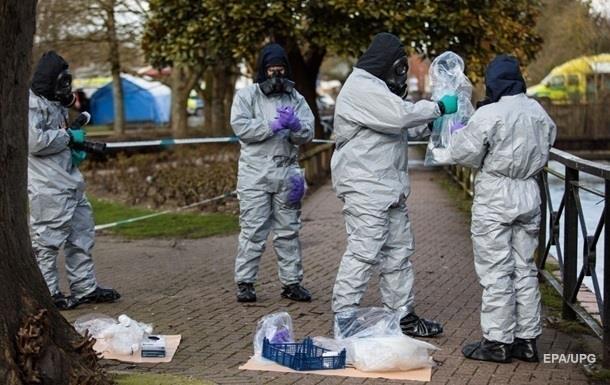 У Британії заперечують встановлення осіб отруйників Скрипаля