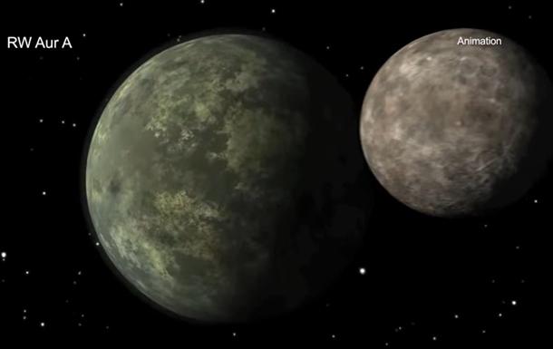 Астрономи відкрили зірку, яка поглинає планети