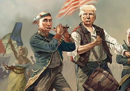 Трамп решительно наступает. На грабли