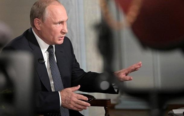 Почему «предложение  Путина» по референдуму на Донбассе - «утка»