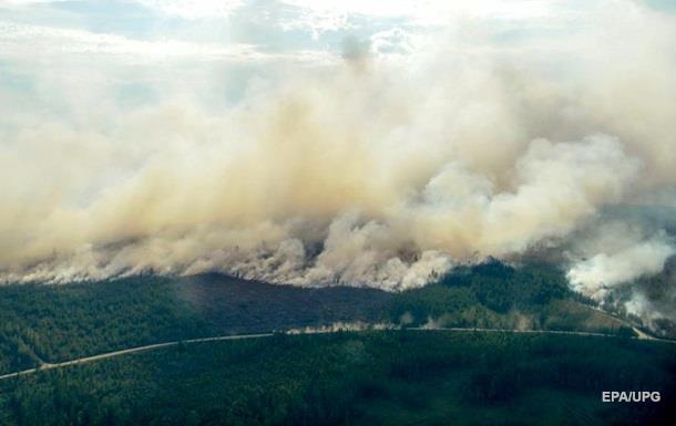 У Швеції будуть гасити не всі лісові пожежі