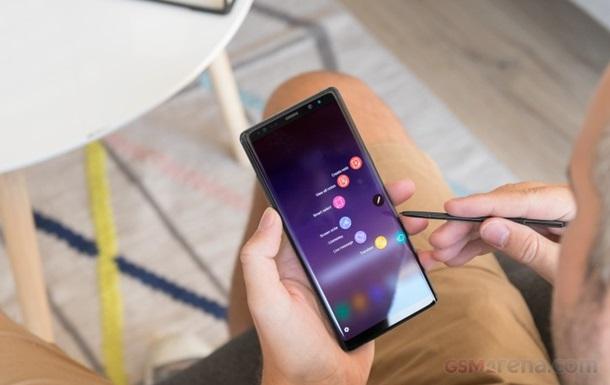 Samsung об єднає в одну лінійку Galaxy S і Note - ЗМІ