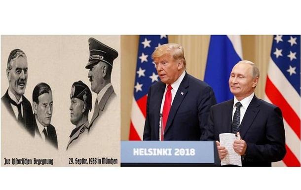 Юрій Нестеренко: Світова ганьба