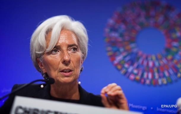 МВФ: Мита США можуть знизити світовий ВВП