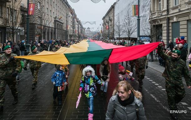 У Литві за рік на 50% зросла кількість українців