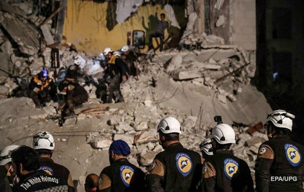 Госдеп поддержал эвакуацию Белых касок из Сирии