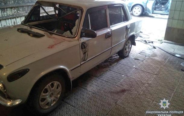 В Житомирской области пассажир бросил гранату в водителя